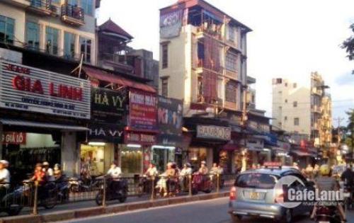 nhà mặt phố Tôn Đức Thắng đang KD làm Căn Hộ DV giá sang nhượng 300tr,giá thuê 70tr/tháng