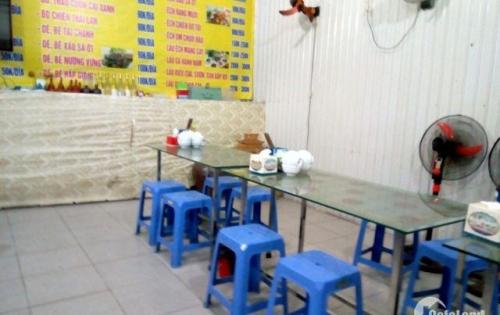 Sang nhượng cửa hàng ăn DT 60 m2 mặt tiền 10 m Khu đô thị Văn Quán Q.Hà Đông Hà Nội
