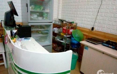 Sang nhượng cửa hàng ăn DT 25 m2 mặt tiền 4 m Đường Chiến Thắng Q.Hà Đông Hà Nội