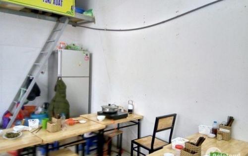 Sang nhượng cửa hàng ăn DT 45 m2 hai mặt tiền 9 m x 5 m có gác xép khu đô thị Thanh Hà Q.Hà Đông Hà Nội