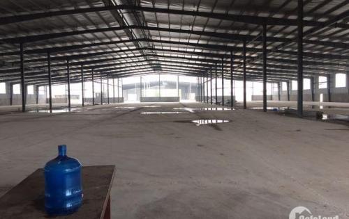 Cho thuê kho xưởng DT 1000m2- 2500m2 KCN Yên Nghĩa, Hà Đông, Hà Nội.