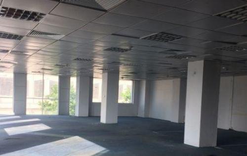 Sàn văn phòng tại Bà Triệu - Hoàn Kiếm. DT 180m2/sàn, tầng 4-5