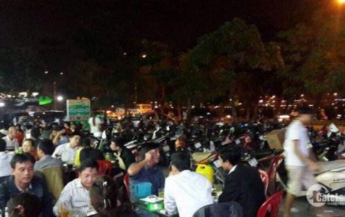 Cho thuê nhà MP Nguyễn Hữu Thọ 180m2 mặt tiền 16m giá 40tr/th