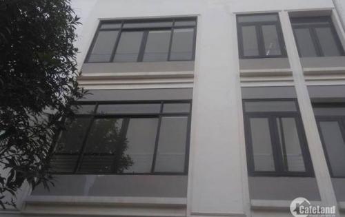 Cho thuê nhà Tam Trinh 133m2x5 tầng MT8,2m 40tr/tháng