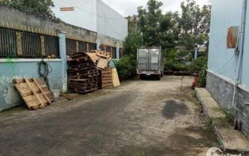 Cho thuê nhà xưởng 1.200m2 (24m * 50m) tại mặt tiền Trần Văn Giàu, Bình Chánh.
