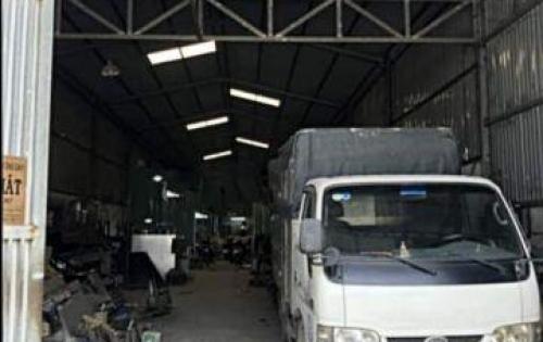 Xưởng 700m2 cho thuê mặt tiền đường Vĩnh Lộc, xã Phạm Văn Hai, Bình Chánh