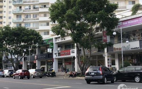 Cho thuê nhà mặt đường Nguyễn Đức Cảnh, MT: 5m, DT:100m2x3T. Lh:0983889740