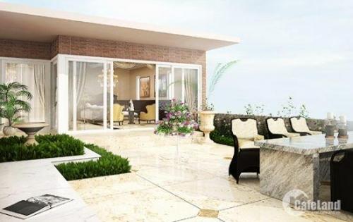 Cho thuê căn hộ ghép Duplex Masteri Thảo Điền 4 phòng ngủ 130m2