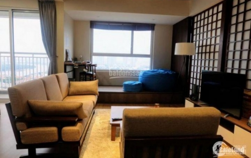 Cho thuê GẤP CHCC Tropic Garden,Q2, 3pn(86m2),view đẹp, nội thất cao cấp giá rẻ nhất 18 triệu/tháng