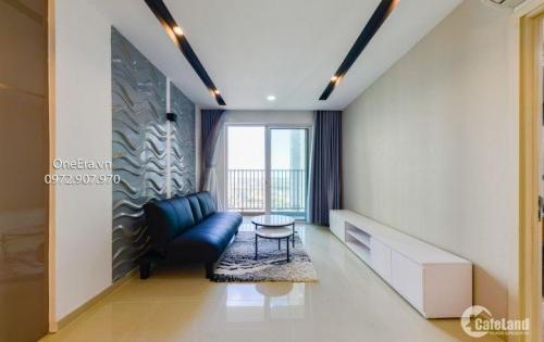 Căn hộ Vista Verde 2 phòng ngủ tầng cao đầy đủ nội thất cho thuê | LuxHouz.com