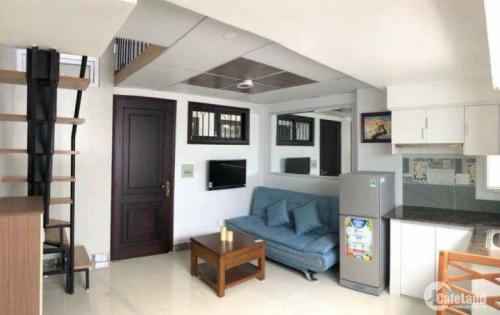 Lật mặt Cho thuê Chung cư mini cao Cấp full nội thất kiểu Âu-Việt Q7