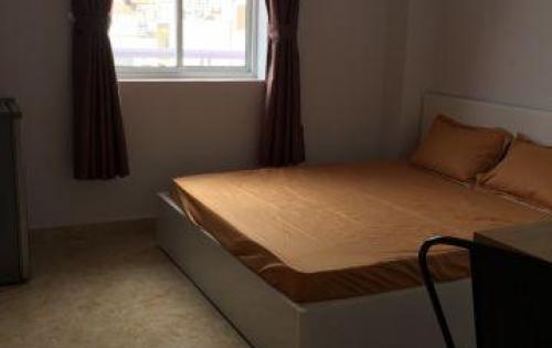 Cần cho thuê căn hộ mini sau lưng Lotte Mart-Q7.DT:25m2, Full nội thất, giá 5tr/thg.