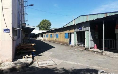 Cho thuê kho xưởng 700m2 và 1.800m2 khu vực trung tâm Quận 9