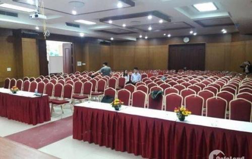 Cho thuê hội trường, phòng họp tiêu chuẩn từ 50 chỗ - 300 chỗ ngồi  quận Thanh Xuân