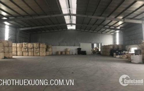 Cho thuê nhà xưởng tiêu chuẩn tại Khu công nghiệp Khai Sơn Bắc Ninh giá rẻ