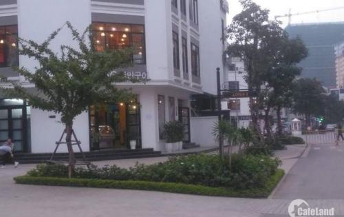 Cho thuê nhà Hàm Nghi 120m2x5 tầng MT15m 140tr/tháng
