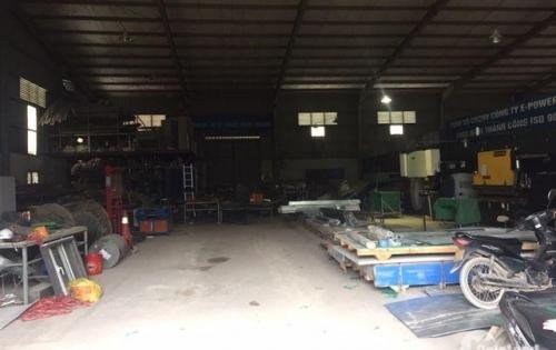 Cho thuê kho xưởng 700m2 tại Từ Liêm, Hà Nội