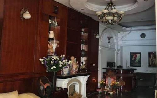 Cho thuê nhà Lê Đức Thọ 115m2x9 tầng MT8m 280tr/tháng