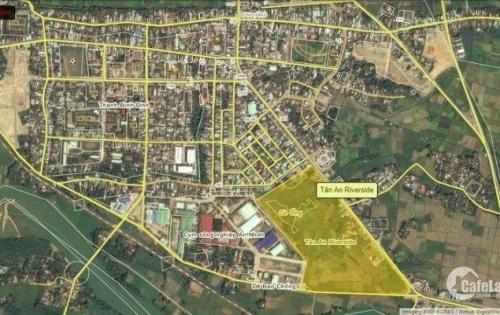 Bán Đất Nền - Nhà Phố - Biệt Thự Khu Đô Thị Bắc Sông Tân An - Giá Tốt - Vị Trí Đẹp. Lh: 0866996704