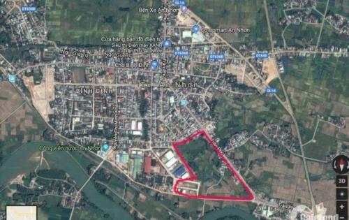 Mở bán đất nền Tân An Riverside, TT thị xã An Nhơn, Bình Định giá cực hấp dẫn