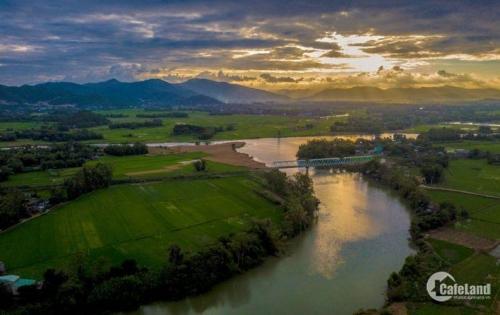 Cơ hội vàng cho nhà đầu tư , KĐT ven sông đầu tiên và duy nhất Tân An Riverside, giá chỉ 9tr/m2