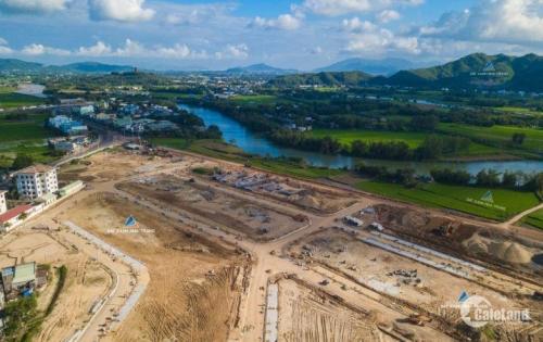 Dự Án KĐT Ven Sông Siêu Hot Hit Lần Đầu Tiên Có Mặt Tại Bình Định