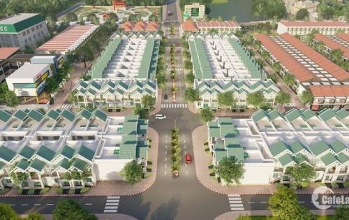 Đất nền ven sông - Dự án KĐT Tân An Riverside**