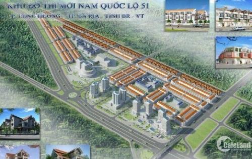 Mở bán dự án Bà Rịa City Gate mặt tiền quốc lộ 51. Liên hệ: 0902393456