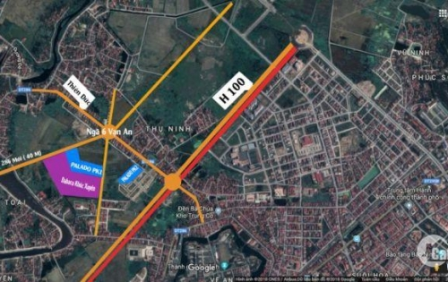 Dự Án Palado Vạn An Hot Nhất Tp.Bắc Ninh Năm 2019 Giá Từ 20 triệu/m2