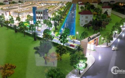 Dự án đất nền Bến Lức Long An - Lago Centro