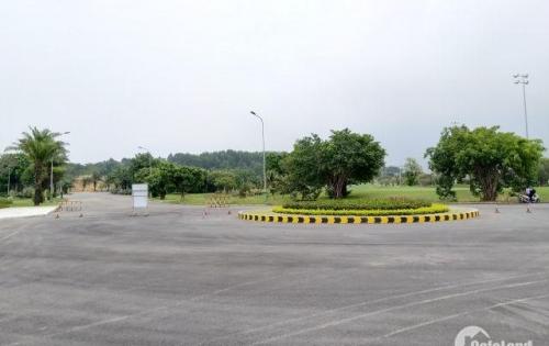 Biên Hòa New City, đất sổ đỏ trong sân Golf, mặt tiền 60m, ngay chân cầu Đồng Nai 2