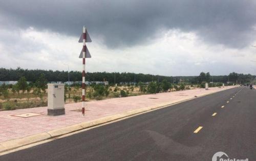 Chính chủ cần bán gấp lô đất ngay sau lưng KCN Giang Điền Gần Vòng Xoay 60m.