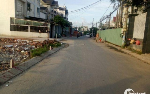 Bán đất mặt tiền Bùi Hữu Nghĩa, thổ cư sổ riêng giá 1ti3
