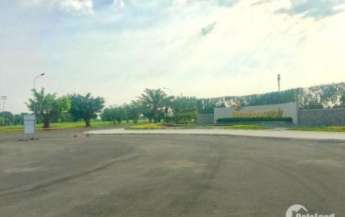 ĐẤT BIỆT THỰ trong sân Golf, giáp sông lớn, ngay chân cầu Đồng Nai 2, 10tr/m2