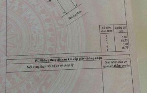 Chính chủ ra đi mấy lô đất đối diện KCN Tam Phước , 4,7tr/m2 SHR LH: 0389475119