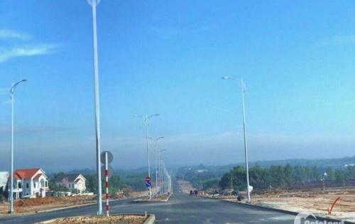 Đất nền Golden City, trung tâm Bà Rịa, sổ đỏ, xây dựng tự do chỉ từ 6,5 tr/m2: 0903352656