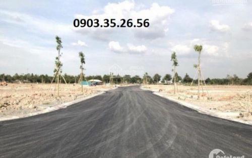 Thanh lý lô đất cạnh trục đường 60m, 100m2, giá 650tr. LH: 0979.834.358 gặp Tuấn