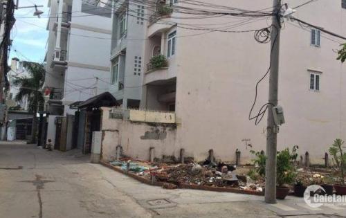 Bán gấp đất mặt tiền đường Chu Văn An, phường 26, Bình Thạnh, có sổ riêng từng nền, xây dựng tự do