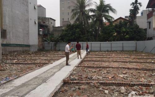 Bán gấp lô đất đẹp hẻm 332 đường Phan Văn Trị. 80m, giá 1,2 tỷ Sổ riên