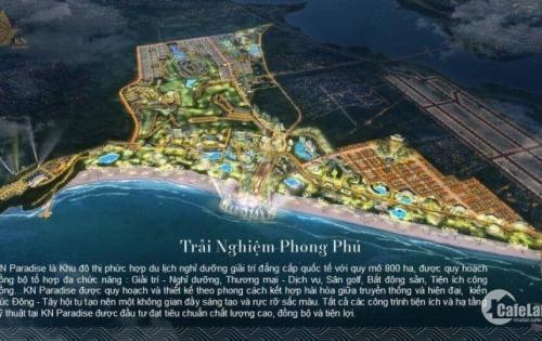 Cần bán đất nền 120m2 giá chỉ có 19tr/m2 LK sân bay quốc tế Cam Ranh
