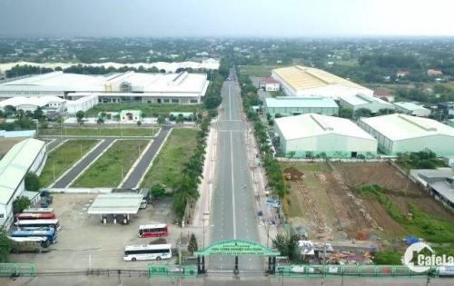 Bán đất nền KCN Cầu Tràm – Mặt tiền Đinh Đức Thiện.395tr nhận nền xây dựng