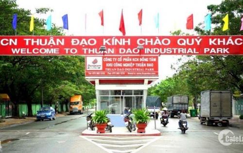 CC cấn bán 2 lô đất đẹp KDC Thuận Đạo Residence, Cần Đước, Long An