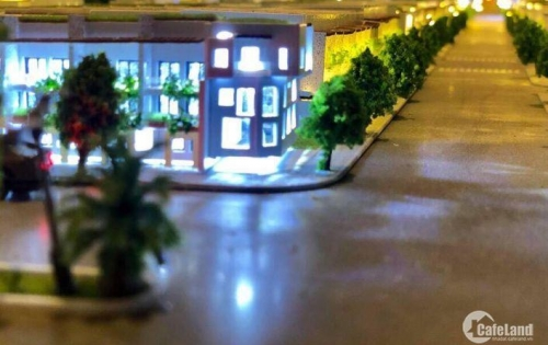 Mở bán đợt một dự án Sapphia Villas chỉ 50 nền với lợi nhuận được cam kết 10% trong 2 tháng.