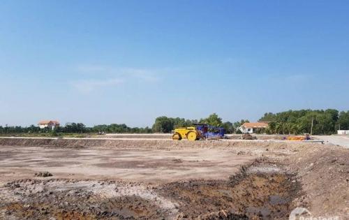 Đấ nền đầu tư KDC Đức Hạnh 80m2 , 880 triệu/ sổ hồng riêng
