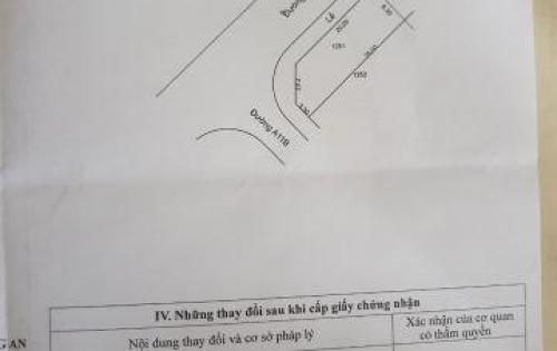 Cần bán lô đất  Đức Hòa 195m2 - sổ đỏ chính chủ - giá 4 tỷ 5 ( thương lượng )
