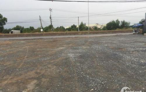 cần bán lô đất gần khu vực Bình Chánh - Diện tích 100m2 - giá 900 triệu - Sổ Hồng Riêng