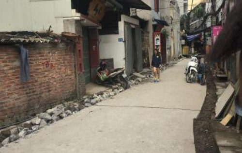 Bán đất khuôn viên trường Học viện Nông nghiệp, Gia Lâm, Hà Nội