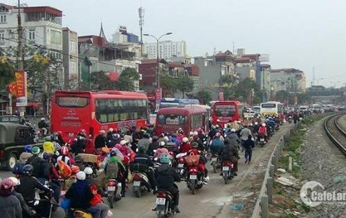 Tôi có mảnh đất TĐC Trâu Qùy, Gia Lâm, HN diện tích 57,5m2.