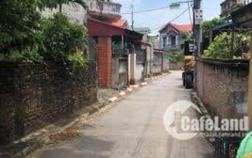 Đất Hoàng Long_Gia Lâm ngay đầu Làng đường ô tô 7 chỗ vào nhà.