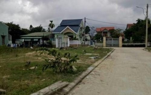 Chính chủ cần bán nhanh lô đất KQH Đường Nguyễn Khoa Chiêm.